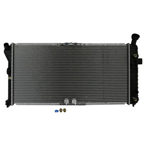 1997-03 Pontiac Grand Prix Radiator w/ V6 3.8 231 All Super Charged