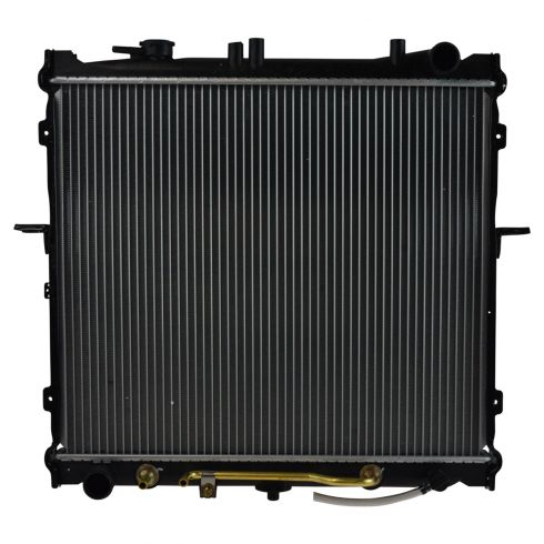 1995-01 Kia Sportage Radiator w/ L4 2.0 122 All