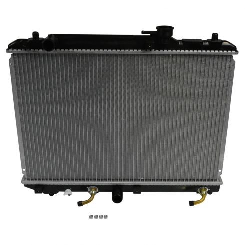 1995-02 Suzuki Esteem Radiator w/ L4 1.6 All