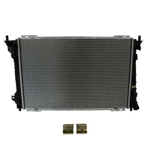 1998-02 Ford Crown Victoria Radiator w/ V8 4.6 281 All