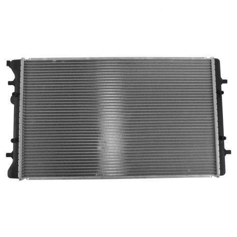1999-02 Volkswagen Cabrio Radiator w/ L4 2.0 All