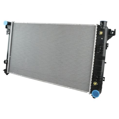 1998-01 Dodge Pickup Full Size Radiator w/ V8 5.9 360 All Gas Engine