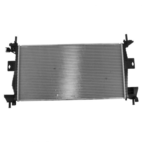 12-14 Ford Focus 2.0L non-turbo, electric Radiator