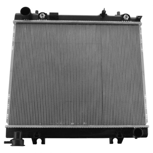 05-10 Dodge Dakota; 06-09 Mitsubishi Raider; 11 Ram Dakota Radiator