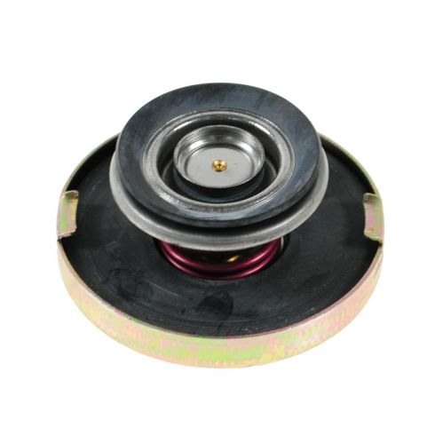 Mack CV713 Models: 04-08 Granite; 04-07 Vision; 06-08 Pinnacle; 07-08 Terrapro Radiator Cap