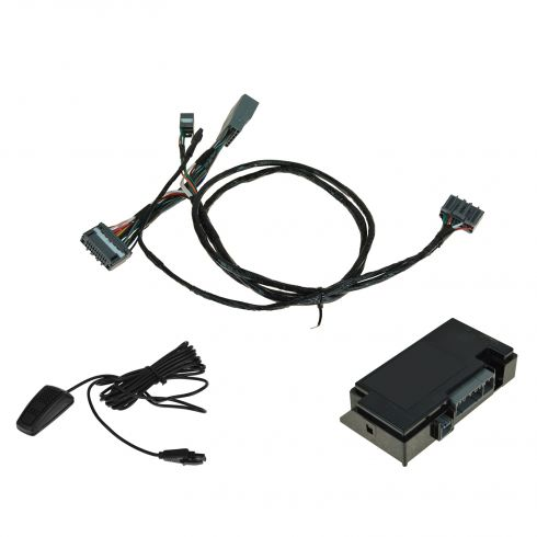 08-12 Chrysler Town & Country: 07-12 Dodge, Jeep Multifit Uconnect Hands Free Bluetooth Kit (Mopar)
