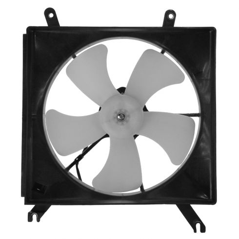 90-93 Accord Rad Cooling Fan Assy