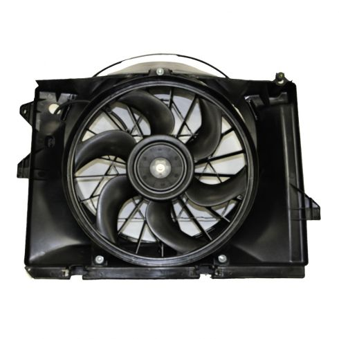 Ford Lincoln Mercury Aux Radiator Fan Motor Assy