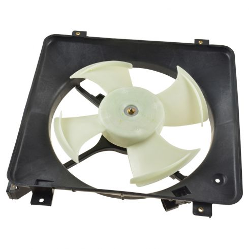 96-98 Civic AC Condensor Cooling Fan Assy