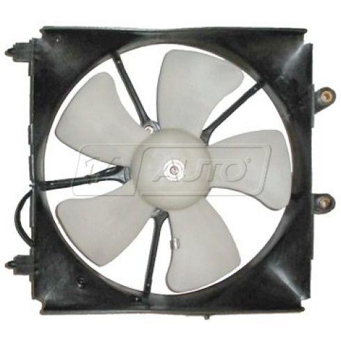 1995-98 Toyota Tercel Paseo Radiator Cooling Fan Assy