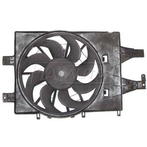 93-95 Dg Spirit W/O Ac Rad Fan Assy