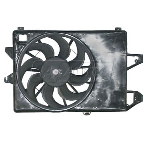 95-00 Fd Contour 4Cyl Rad Fan Assy
