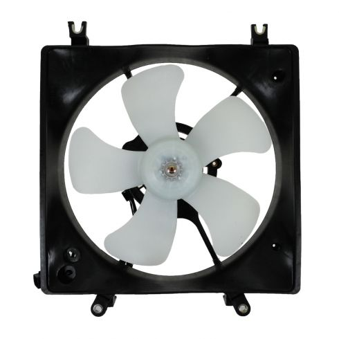 Mb Eclipse Rad Fan Assy