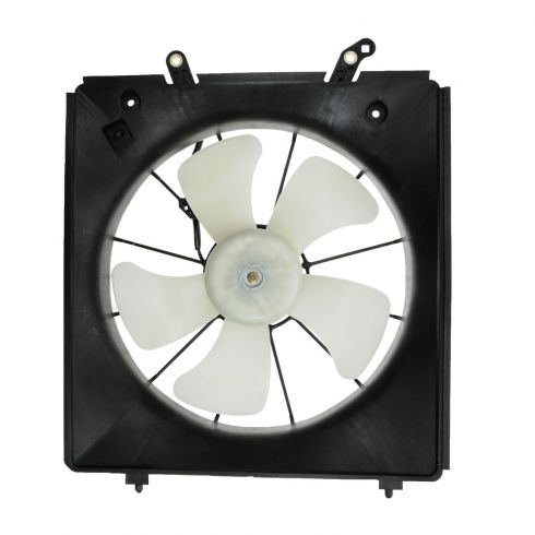 98-02 Hn Accord 6Cyl Rad Fan Assy