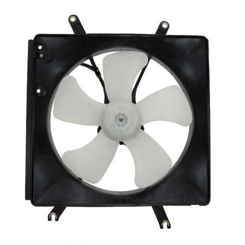 Ac Integra Rad Fan Assy 5Blade