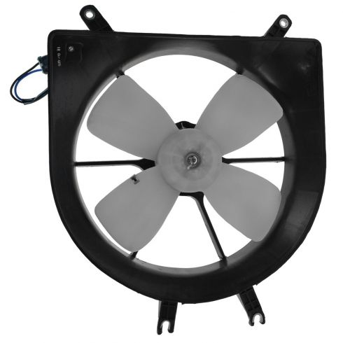 99-00 Honda Civic Radiator Cooling Fan Assembly