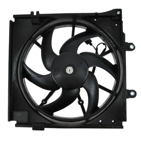 Mz 626 4/6Cyl Rad Fan Assy