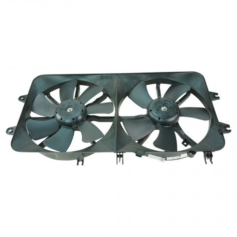 00-02 Mz 626 4Cyl Rad/Cond Fan Assy