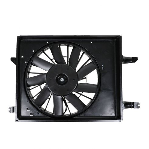 Ns Quest Rad/Cond Fan Assy