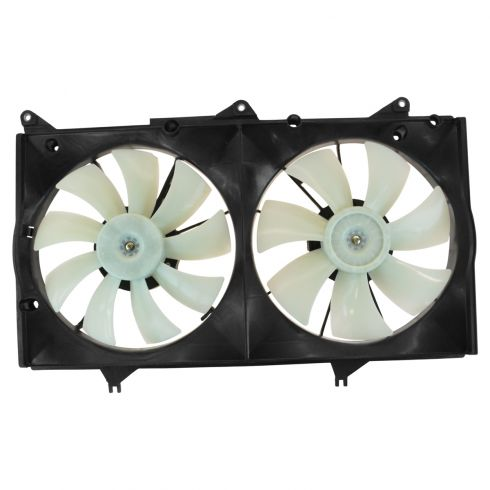 02-04 Ty Camry 6Cyl Rad/Cond Fan Assy