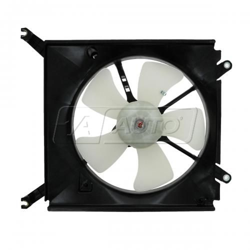 Rad Fan Assy