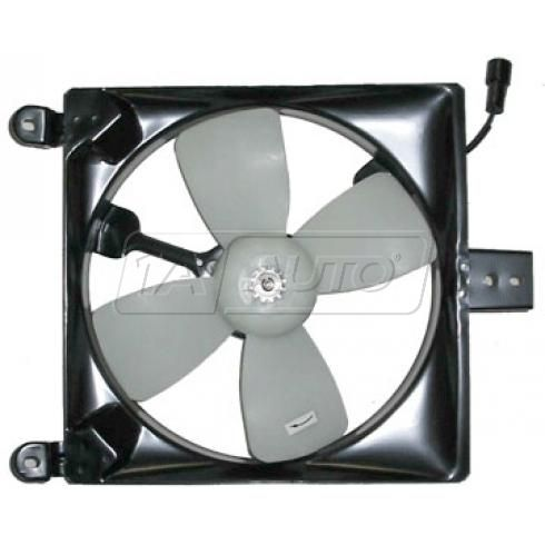 89-94 Sz Swift Rad Fan Assy