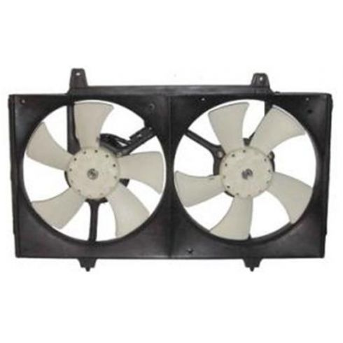 93-97 Ns Altima Rad/Cond Fan Assy