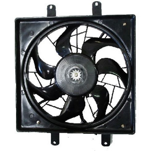 90-94 Hy Excel/S Coupe Rad Fan Assy