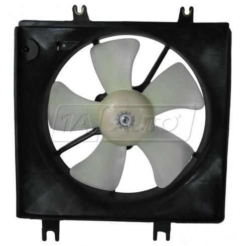 1990-93 Acura Integra AT Radiator Fan Assy