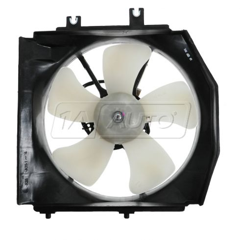 99-02 Mazda Protege MT Radiator Fan LH