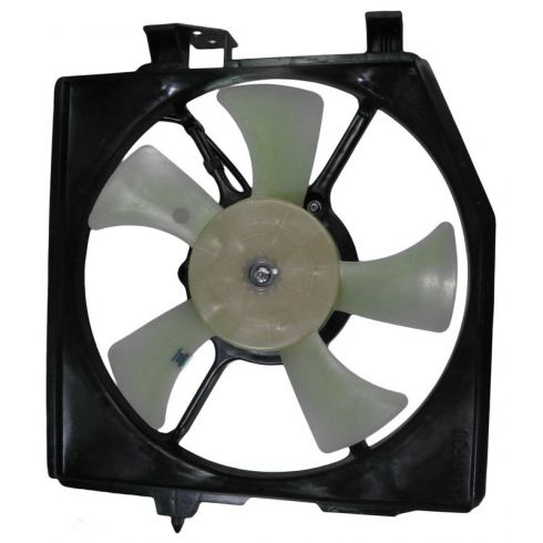 2000-03 Mazda Protege Radiator Fan Right