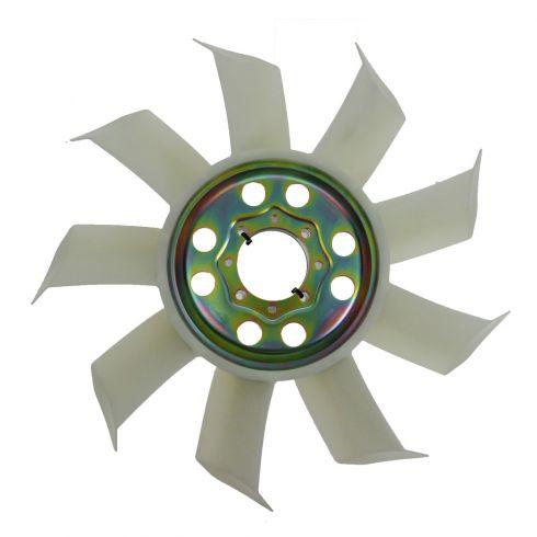 Radiator Fan Blade