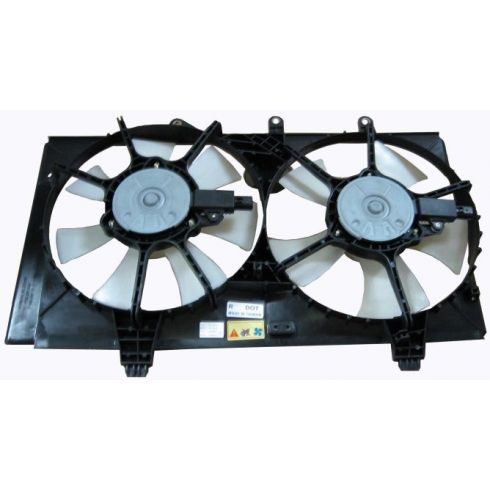 2000-03 Dodge Neon Dual Fan Radiator Assembly