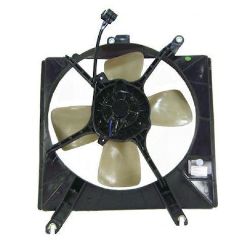 1994-97 Ford Aspire Radiator Fan Assembly