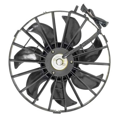 88-92 Volvo 240 Series 4 Cyl 2.3 Radiator Fan
