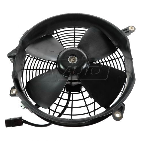 1990-94 Lexus LS400 Radiator Fan Assembly Right