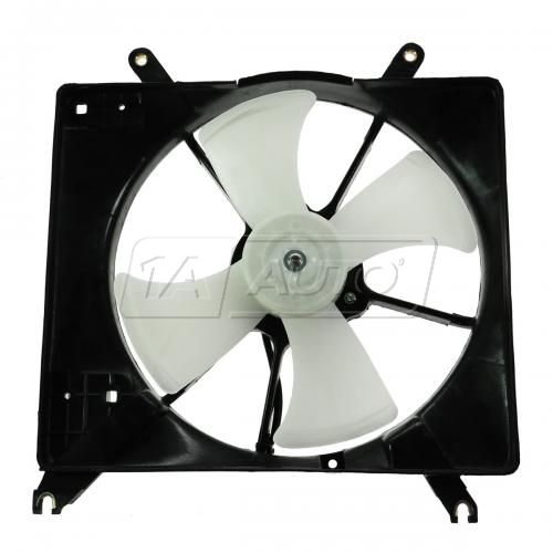 1986-89 Honda Accord with Denso Radiator Fan