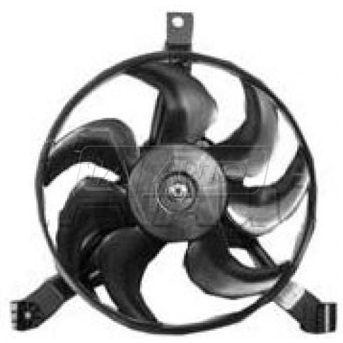 95-01 Grand Prix Lumina Monte Venture Rad Fan Left