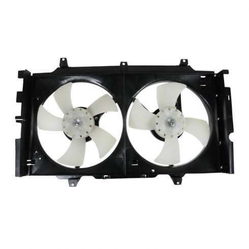 89-94 Maxima Dual Fan Radiator Condenser Fan