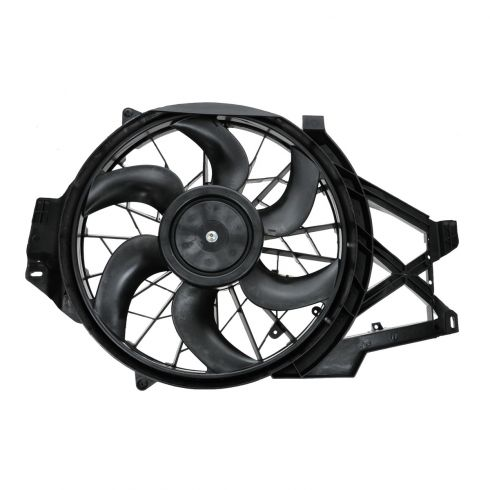3.8L Radiator Cooling Fan Assy