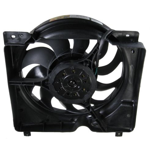 1997-01 Jeep Cherokee Radiator Cooling Fan for 4.0L 10 Blade Design