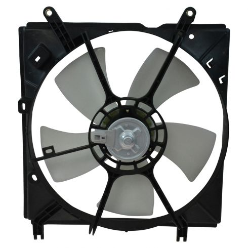 01-05 Toyota Rav4 Radiator Cooling Fan LH