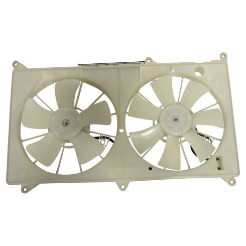 98-04 Lexus GS Dual Radiator Fan