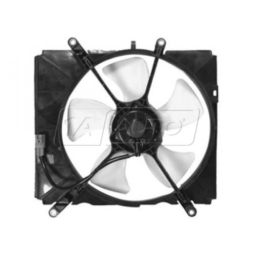 91-94 Toyota Tercel Paseo Radiator Fan MT