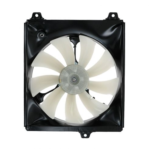 A/C Condenser Cooling Fan Assembly (9 Blade)
