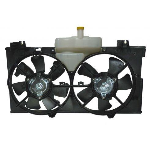 03-04 Mazda 6 Radiator & A/C Condenser Fan