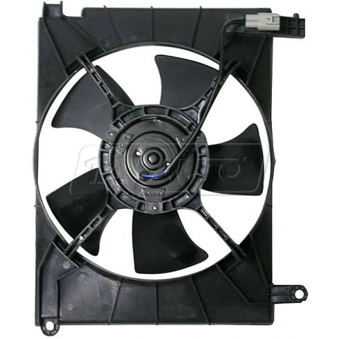 2004 Chevy Aveo Radiator Cooling Fan