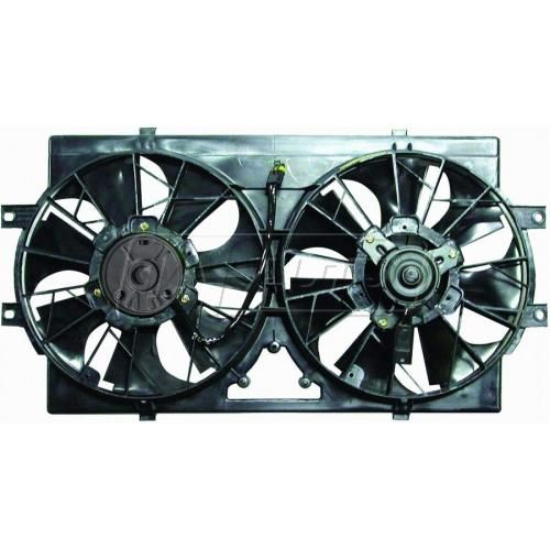 95-99 Dodge Stratus Cirrus Breeze Radiator A/C Cooling Fan