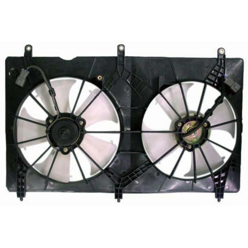 03-07 Honda Accord Radiator A/C Cooling Fan