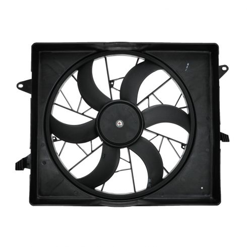 Radiator Cooling Fan & Motor